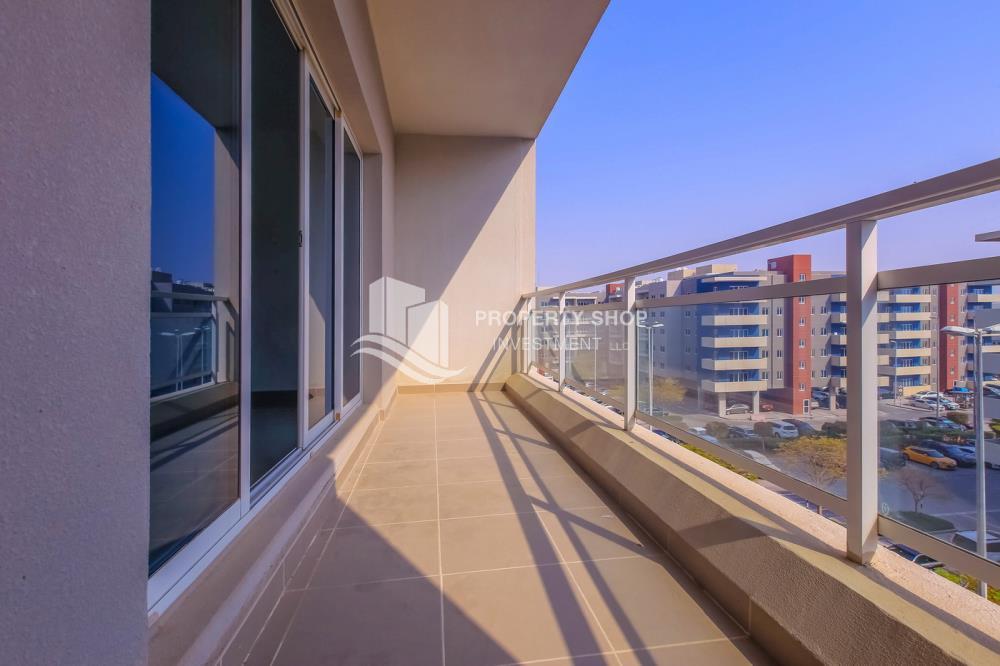 Balcony-Vacant Type A Unit wtih Balcony