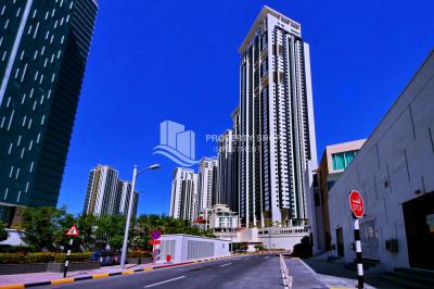 2BR apartment with Sea Views for sale in Marina Blue,Al Reem Island.