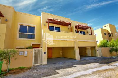 4 bedroom Townhouse, Type S for rent in Al Raha Gardens