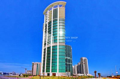 High floor Apt w/ Marina view, vacant for rent