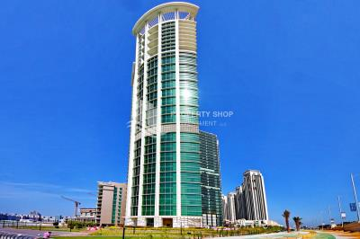 1 BR Apartment with Built-in Wardrobe in Rak tower for sale, Fully Furnished, Well Maintained
