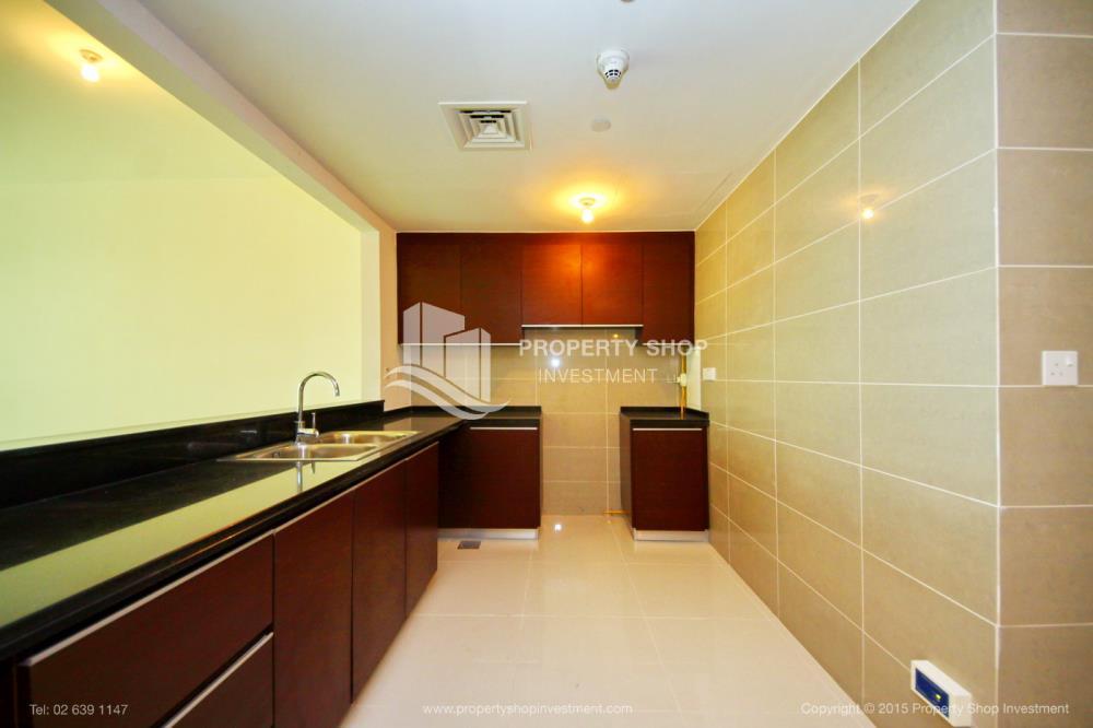 Kitchen-1br, Al Maha Tower, Marina Square FOR RENT!