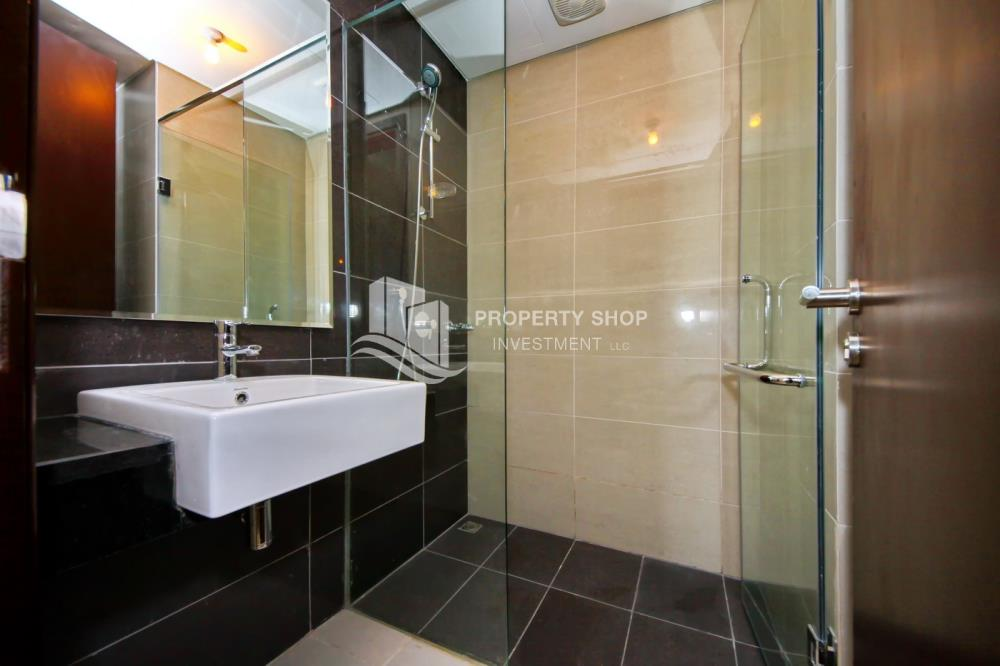 Bathroom-2BR Sea view for Sale in Al Maha Tower with High Return on Investment