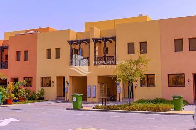 2BR villa in Zone 8, Hydra Village