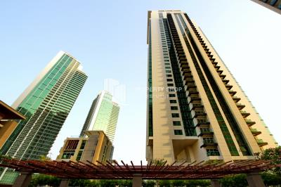 Own a 2BR Apt in Burooj with Amazing Sea View