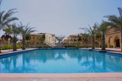 3BR+M Standard Mediterranean Corner villa