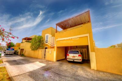 Excellent Offer at Al Raha Gardens.. 4BR Villa For Sale!!