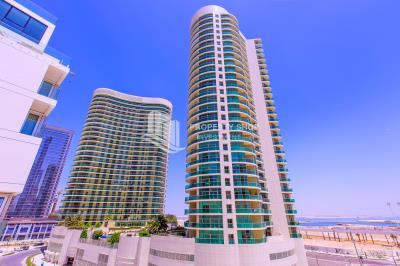 2 br apartment with amazing view in Beach Towers for sale now!