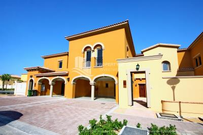 Mediterranean 4+Maid With Stylish Layout & Private Garden.