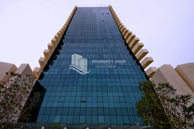 1BR apartment with sea view | Vacant now!