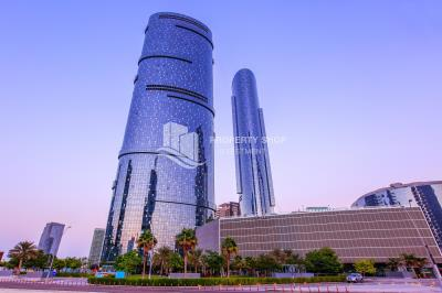 Office For rent in Sky Tower, Al Reem Island.