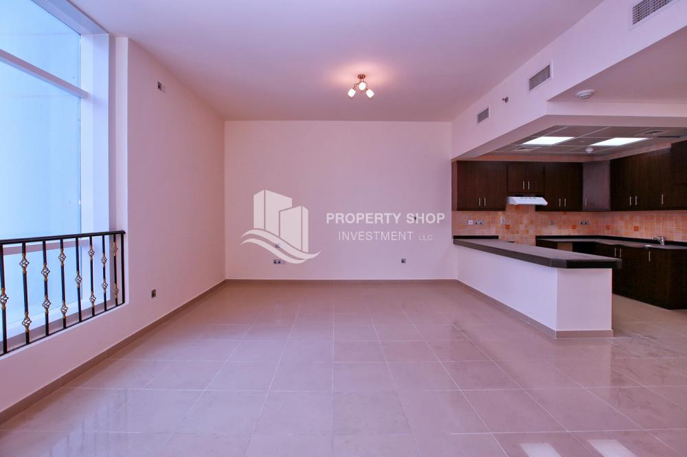 Bedroom-Spacious high-floor studio with an open-kitchen available for rent at 44k in Hydra Avenue Towers!