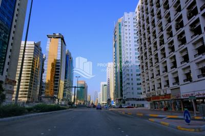 Shell & Core Office space available for rent located in Khalidiya Street!