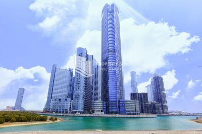 Well maintained Office space in Addax Port Tower.