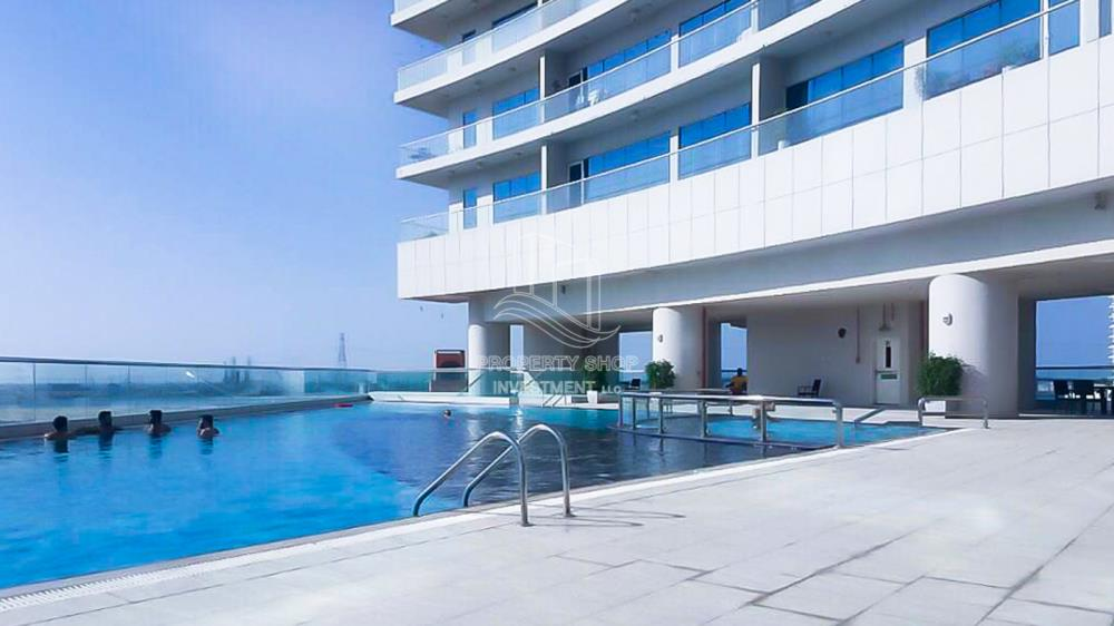 Facilities-Fully Furnished Mid-floor 1BR Apt with amazing facilities in Oceanscape.