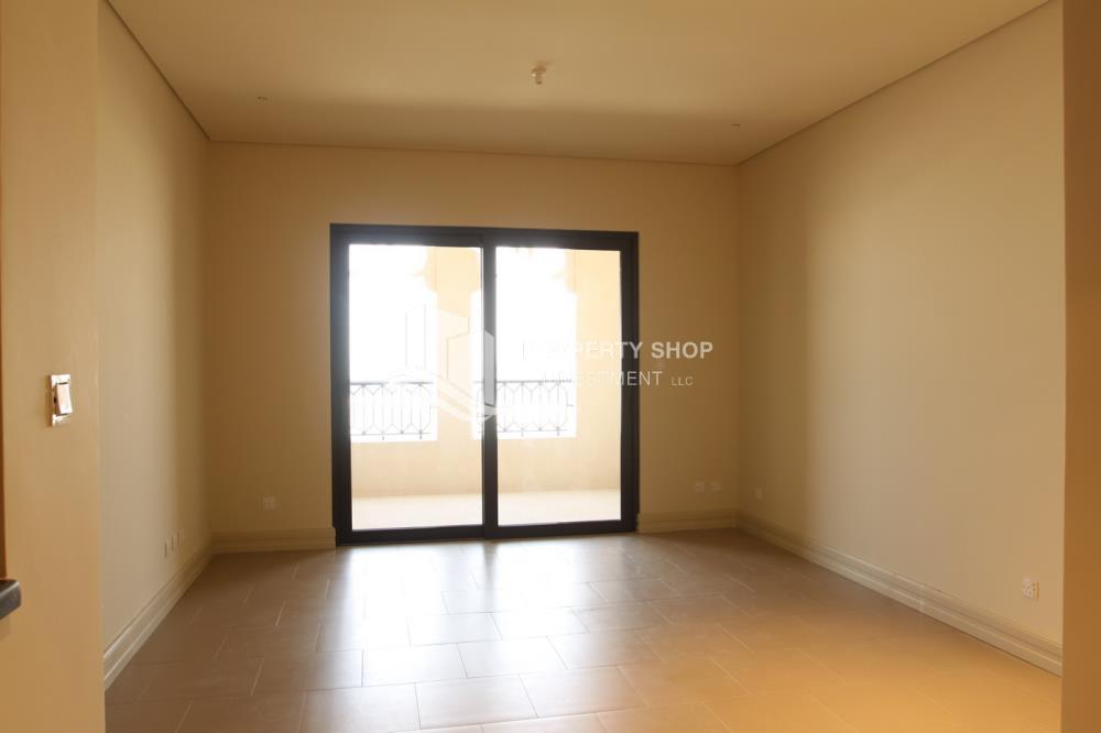 Bedroom-Beautiful and unique living spaces in Saadiyat Beach Residences, 1BR Apt Available for rent! Zero Commission!