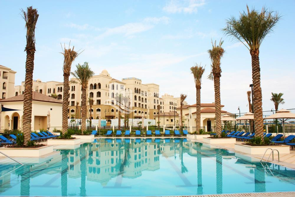 Facilities-Beautiful and unique living spaces in Saadiyat Beach Residences, 1BR Apt Available for rent! Zero Commission!
