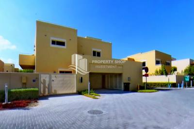 Type A 4BR+M Villa in Al Tharwaniyah Al Raha Gardens