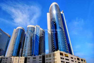 Studio Apartment in Hydra Avenue Tower, mid floor available fo rent!