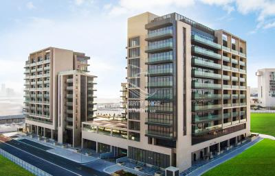 2BR apartment with huge balcony area.