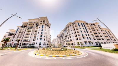 Ansam 2 Bedrooms Apartment for rent in Yas Island