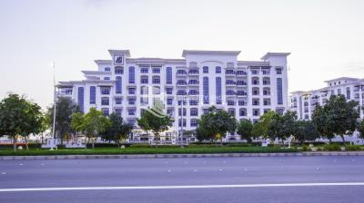 Luxurious 2 BR unit with Ferrari world view in Ansam.