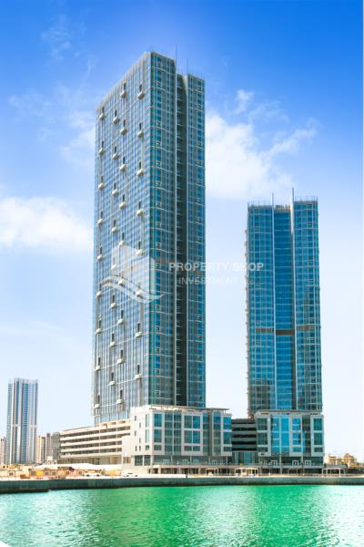 Stunning views for 1BR apt in Horizon Tower