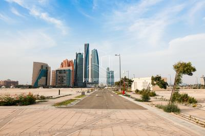 A unique opportunity to own a land in Al Bateen community | 1767 sqm.