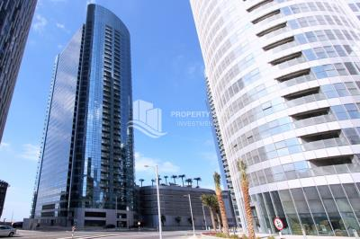 High-floor fully furnished apartment with mangrove view & open kitchen, available for rent in Marina Bay Towers with 6 payments!