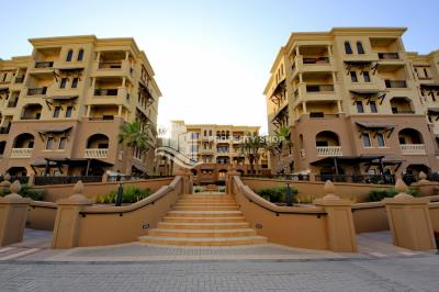 1br high standard apartment in Saadiyat Beach Residence