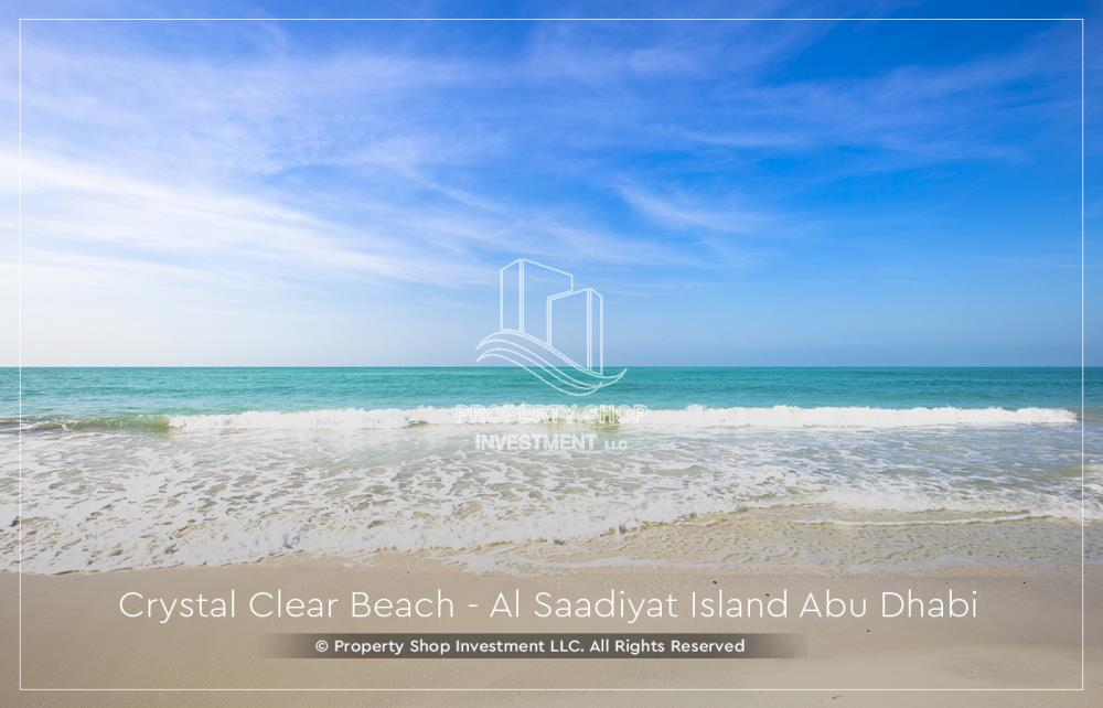 Community-Vacant Corner Unit 4BR Townhouse available for Sale in Jawaher Saadiyat Island