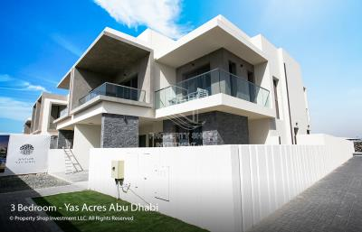 Spacious Townhouse for Sale in Yas Acres