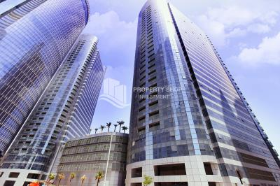 High Floor 1BR Apt with Full Facilities available for rent immediately!