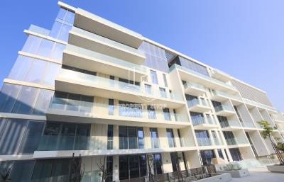 1BR loft-type apartment for sale in Mamsha Al Saadiyat.