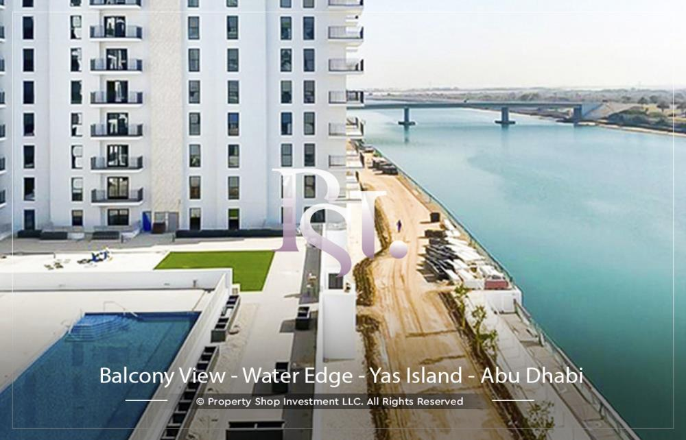 Community-Spacious low floor 2BHK available for rent in Waters Edge