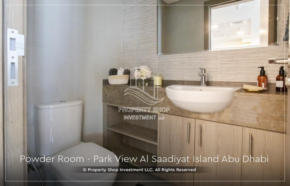 Bathroom-1 br apartment in Park View with 2 car parking for sale now