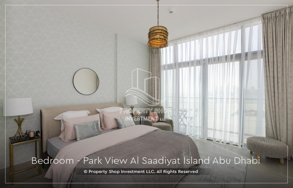 Bedroom-1 br apartment in Park View with 2 car parking for sale now