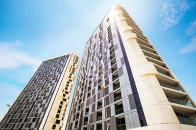 New apartment in Meera Tower, Reem Island for sale.