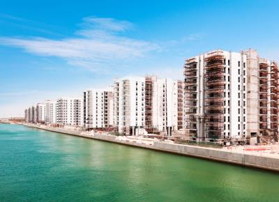 Spacious ground floor 1BHK available for rent in Waters Edge