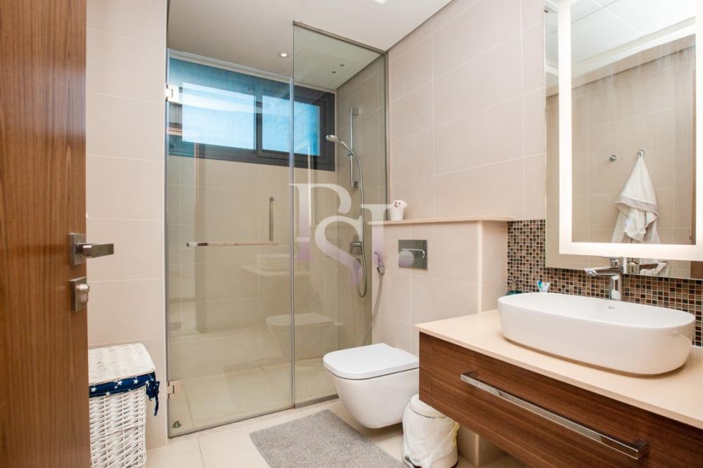 Bathroom-5BR Big Plot Villa for Sale