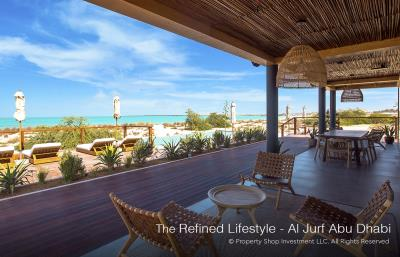 Luxury Destination between Abu Dhabi & Dubai.