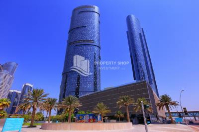 Amazing apartment for 1BR+1 in Sun Tower, Shams Abu Dhabi