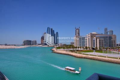 Great Deal for 4BR apartment in Al Bateen Garden