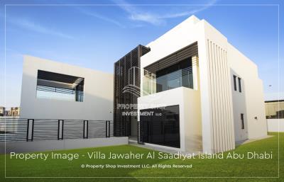 Exclusive 4 Br Villa , Jawaher Al Saadiyat available for rent , July 2021