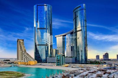 Luxurious Office in Sky Tower, Al Reem Island for rent
