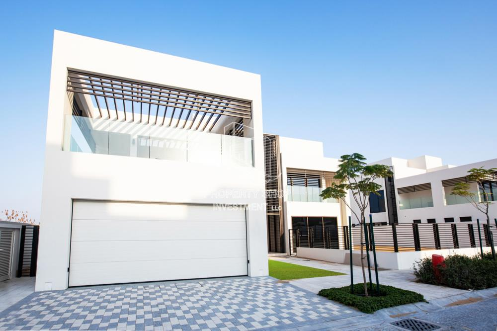 Property-Own a Stunning 4BR Villa in Jawaher Saadiyat Island
