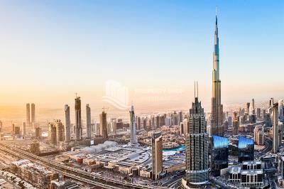 Sophisticated Apartment along Downtown Dubai.