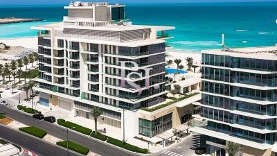 Spacious 3BR Apt for Rent with Sea View in Mamsha Al Saadiyat