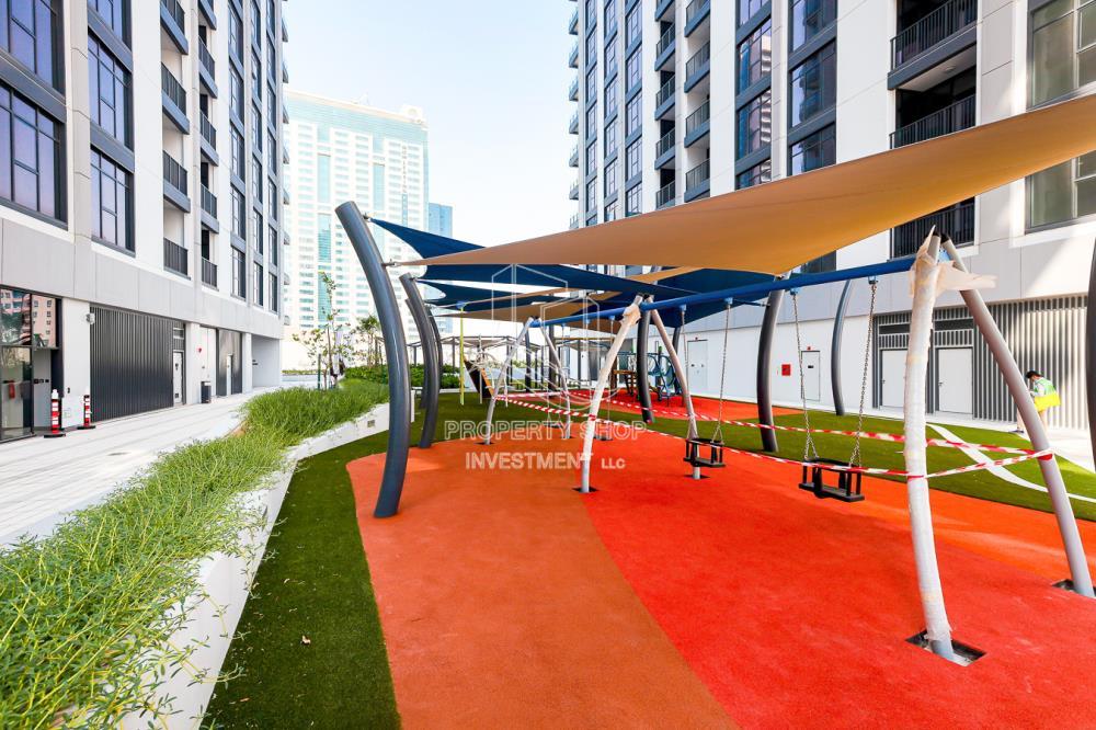 Facilities-2BR with Parital Sea View