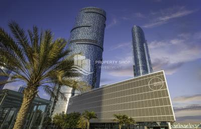 OFFICE FOR RENT in Sky Tower with Parking!!